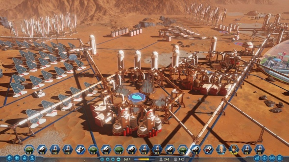 Hard science begets a hard life, according to the latest Surviving Mars developer diary