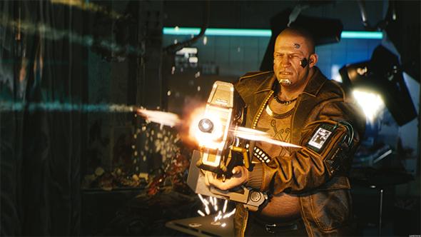 cyberpunk 2077 bullet time
