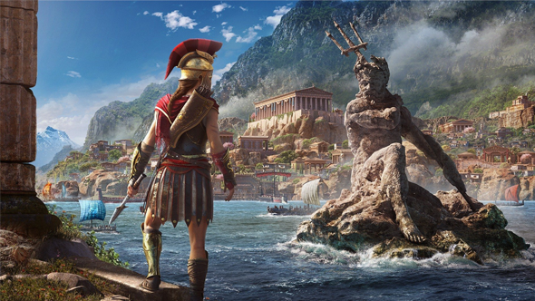 assassin's creed odyssey greece