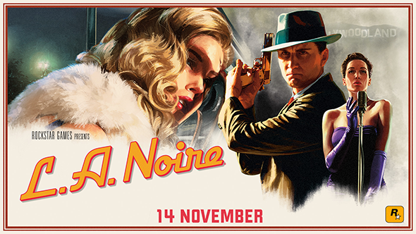 Rockstar announce L.A. Noire: The VR Case Files for HTC Vive