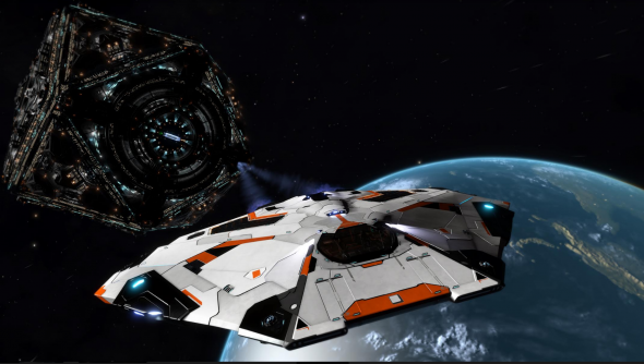 Elite Dangerous Cobra Mk III