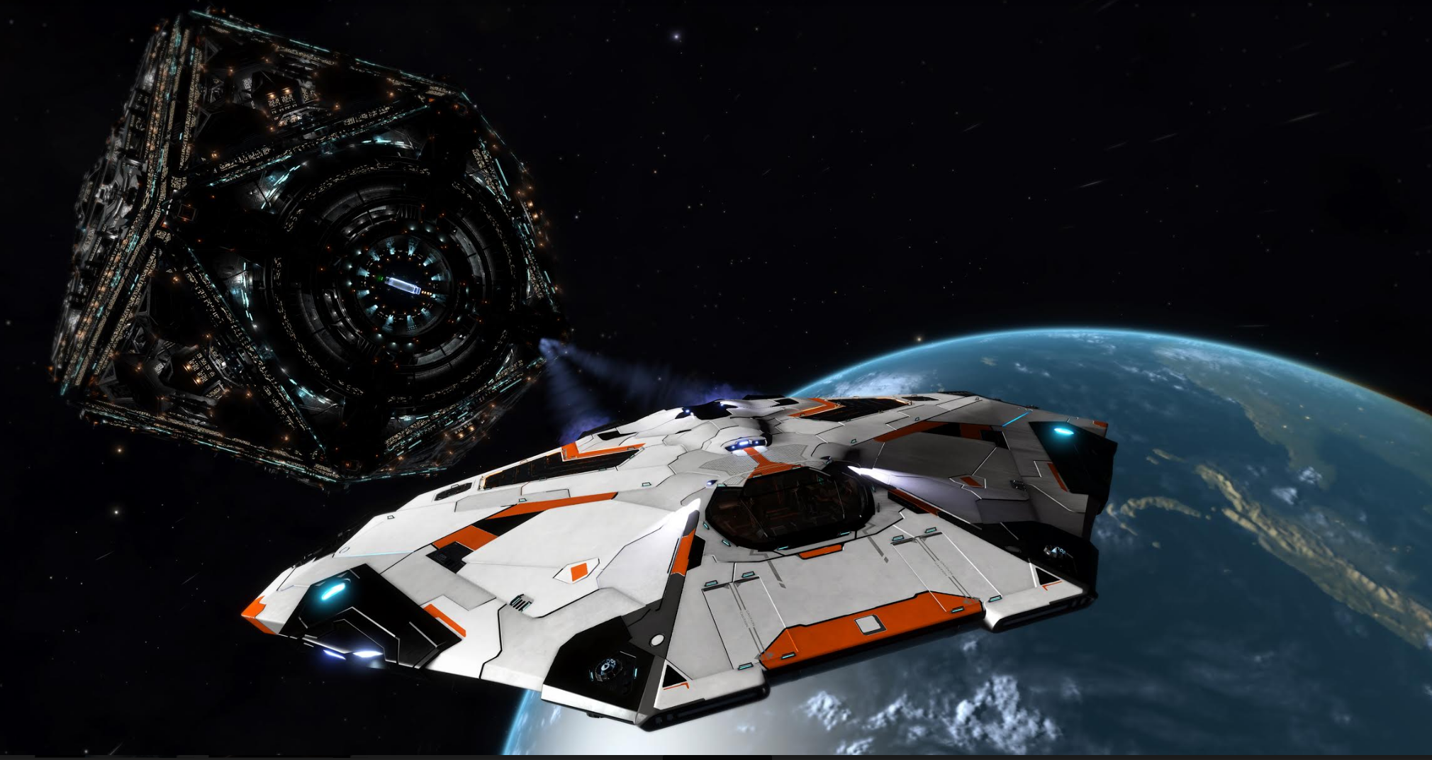 We're giving away 10,000 codes for a new PCGN Elite Dangerous ship skin!