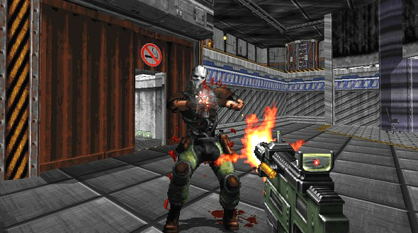 Ion Maiden is a gory thrill-ride like the '90s shooters you remember