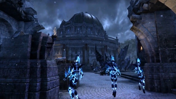 The Elder Scrolls Online Imperial City