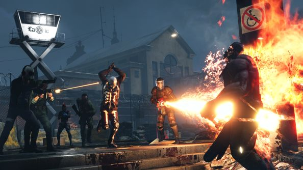 Killing Floor 2's latest update asks you to pick between setting things on fire and blowing them up