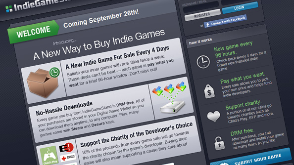 """The Humble Bundle is straying away from the indie moniker,"" claims startup IndieGameStand"