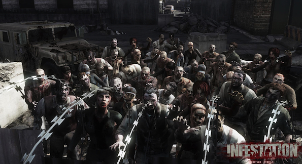 War Z renames to Infestation: Survivor Stories, though they didn't really mind being compared to DayZ