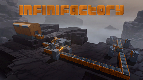 Infinifactory: the spawn of SpaceChem and Infiniminer