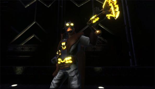 Infinite Crisis trailers uncape Gaslight Batman and Doomsday