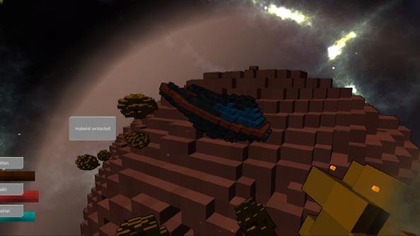 игры с открытым миром по типу майнкрафт с галактикой
