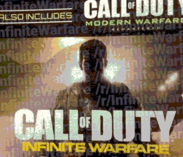 Infinite Warfare Legacy Edition