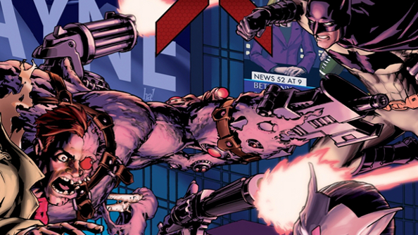 Infinite Crisis is getting a comic based on the game