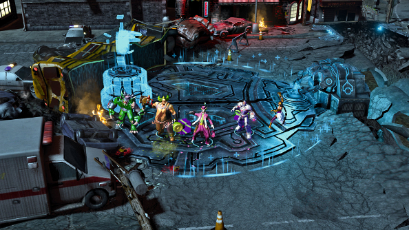 Infinite Crisis roster unlocked for a week
