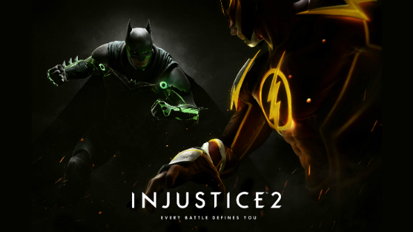 Injustice 2 gameplay trailer is still trying to make Aquaman cool