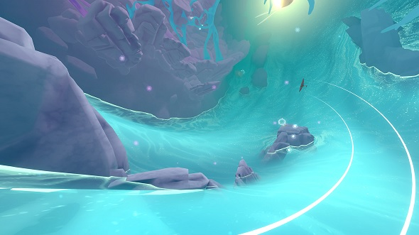 Free games: Win a Steam key for beautiful, serene flying-exploration game InnerSpace!