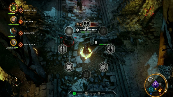 Prepare for Dragon Age: Inquisition with this combat primer