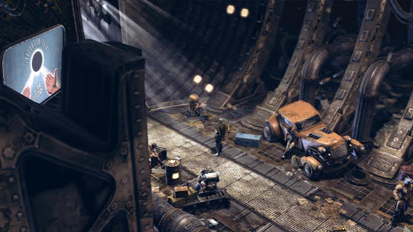 Dieselpunk RPG InSomnia returns after 7 months of cryogenic hibernation