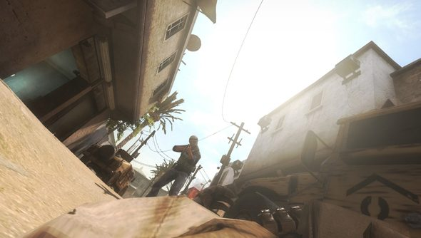 Insurgency is a former Half-Life 2 mod, and a popular one at that.