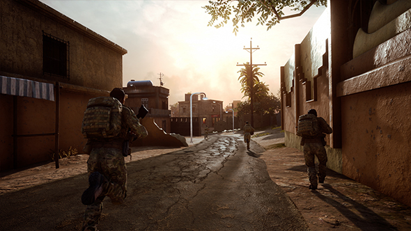 insurgency sandstorm single player closed alpha