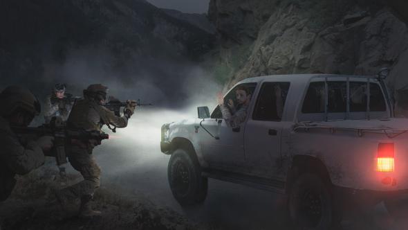 Insurgency Sandstorm vehicles