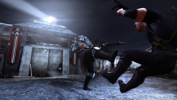 The 2013 Rise of the Triad remake was made through collaboration between Interceptor and 3D Realms.