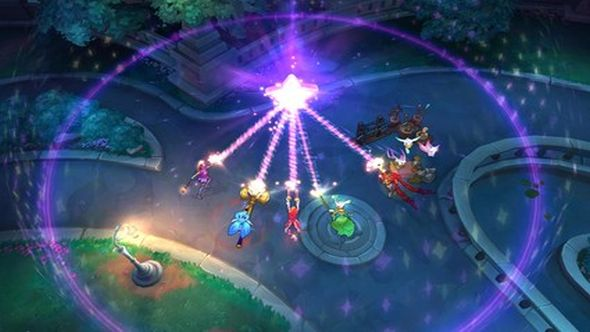 League of Legends patch 7 17: Ornn and the Star Guardians | PCGamesN