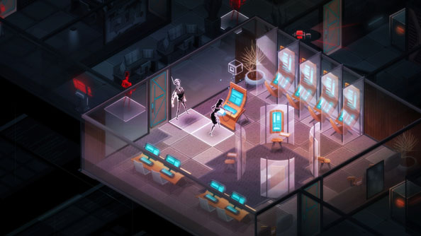 Invisible, Inc best stealth games PC
