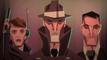 Invisible inc Klei Entertainment