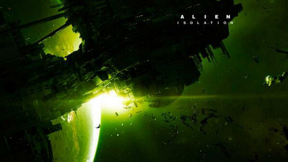 Leaky Xenomorphs: Alien Isolation concept art appears