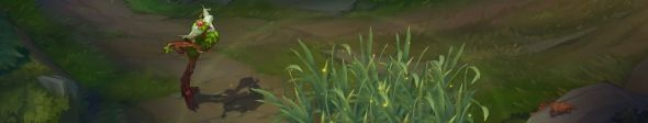 League of Legends patch 6.20 Ivern W