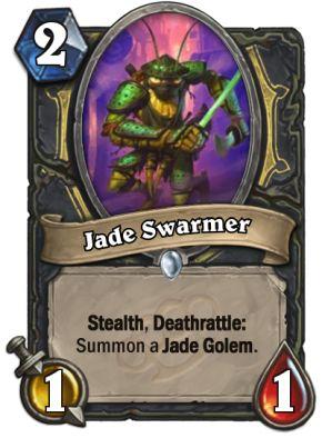 Jade Swarmer