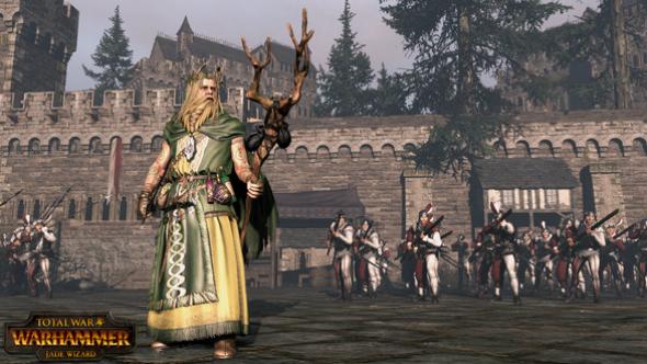 Total War Warhammer Jade Wizard