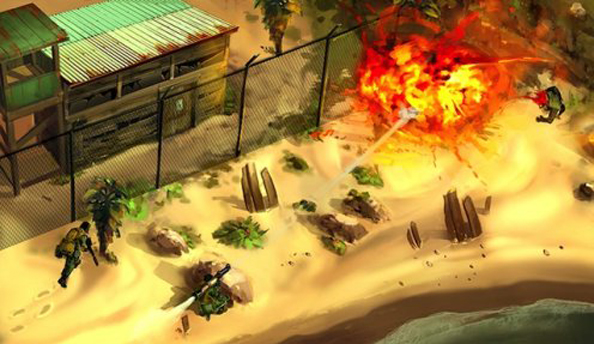 Complete control: Jagged Alliance: Flashback hits its Kickstarter funding targets