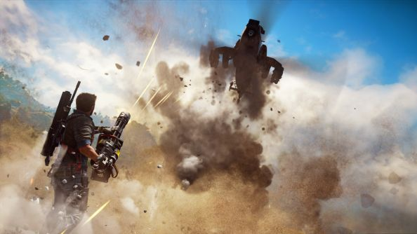 Just Cause 3 dev diary is all about the explosions