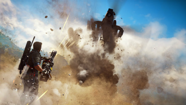 Meet the developers behind Just Cause 3
