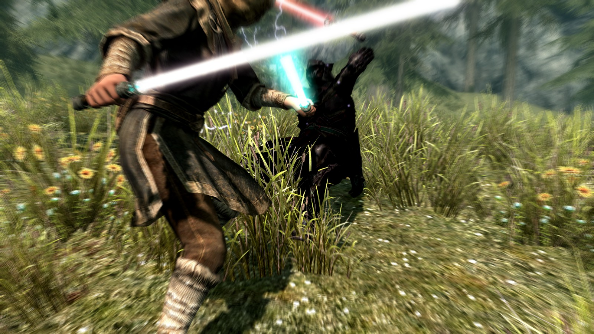 Jedi of Skyrim