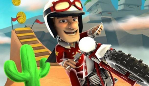 Joe Danger shifts into Linux and Mac gears