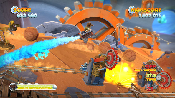 Hands on with Joe Danger PC