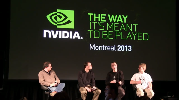 John Carmack Nvidia Steam OS Tim Sweeney