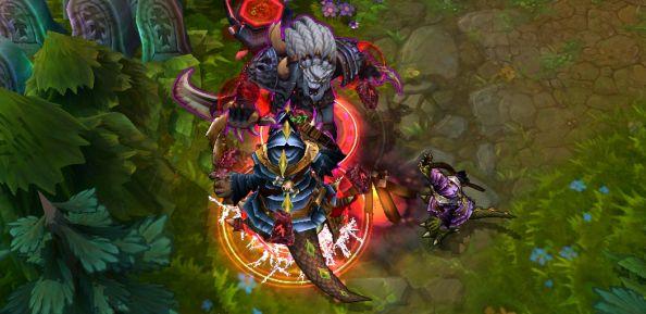 League of Legends Champion Review: Rengar the Pridestalker