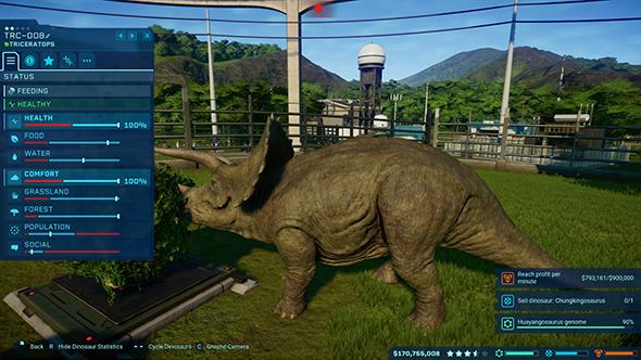 jurassic world evolution enclosure guide