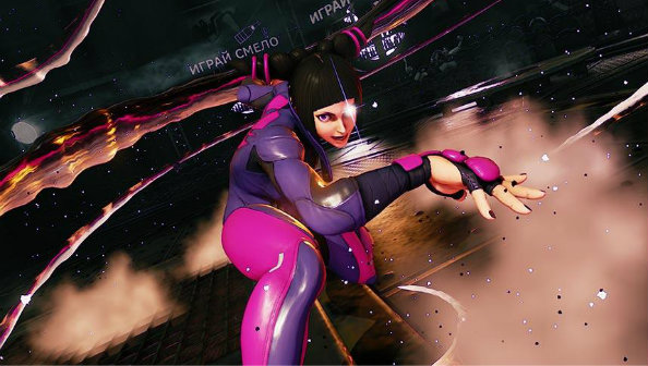 DLC character Juri heads to Street Fighter V, along with more summer costumes, next week