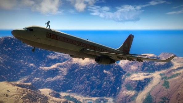 Just Cause 2 multiplayer mod to grapple 'n' chute its way to Steam before Christmas