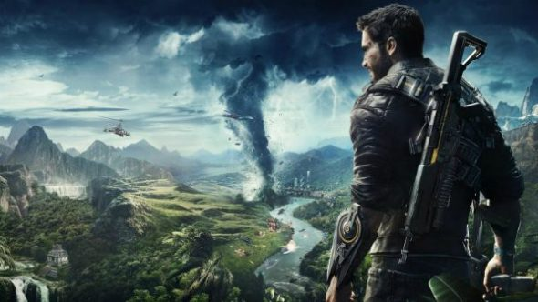 Just Cause 4 screenshots
