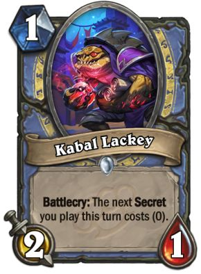 Kabal Lackey