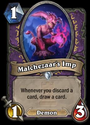 Karazhan Malchezaar's Imp