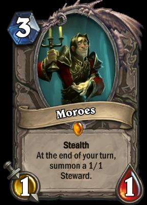 Karazhan Moroes