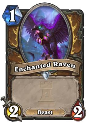 Karazhan Enchanted Raven