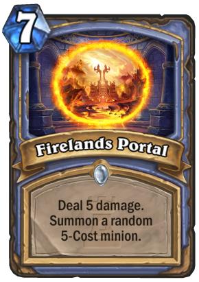 Karazhan Firelands Portal