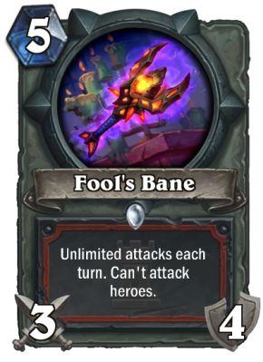 Karazhan Fool's Bane